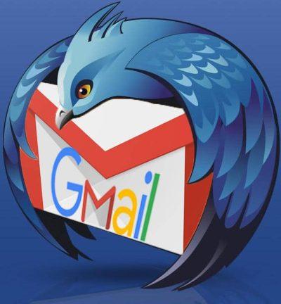 Google calendar in Thunderbird